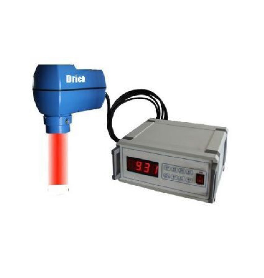 Near infrared online moisture meter