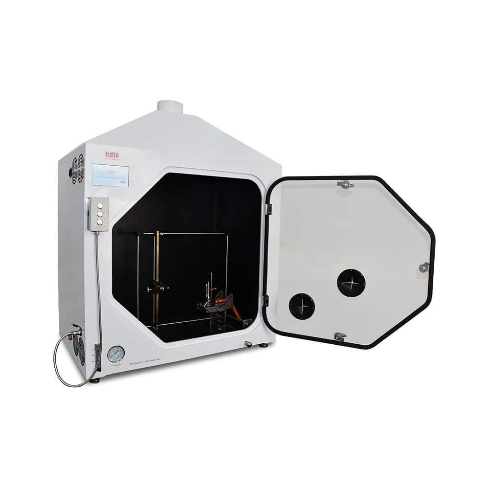 UL94 Horizontal & Vertical Flammability Tester